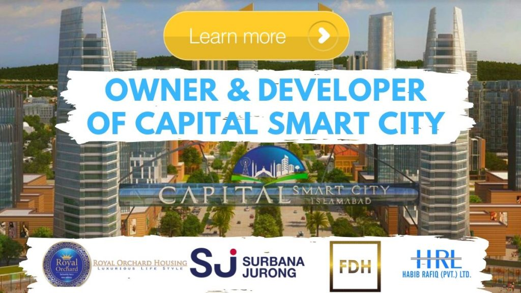 Capital Smart City Islamabad Owner and Developers