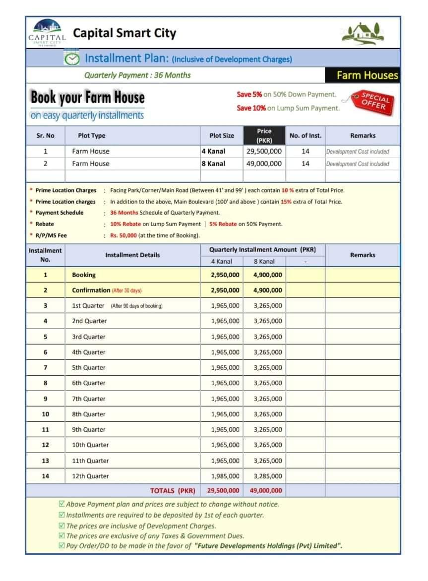 Payment-Plan-Farm-House